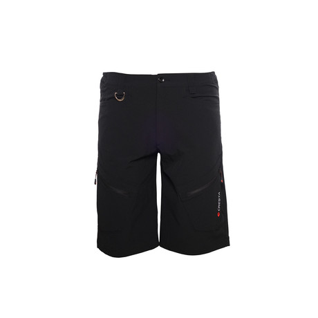 Utility Shorts // Black (S)
