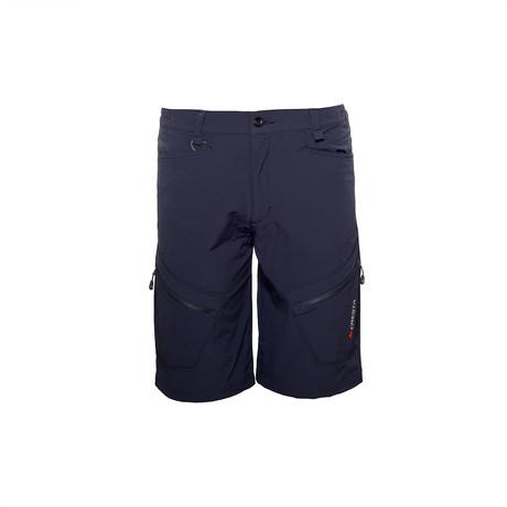 Utility Shorts // Dark Blue (S)