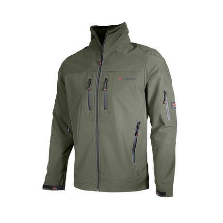 Weather Proof Jacket // Olive (S)