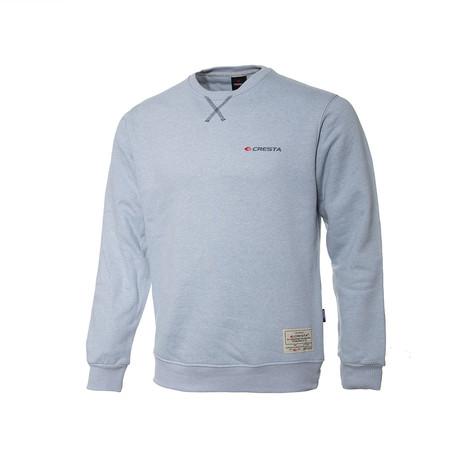 Crewneck Sweatshirt // Sky Blue (S)