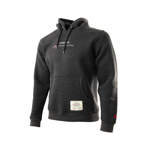Graphic Hoodie // Anthracite (S)