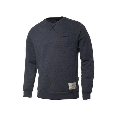 Crewneck Sweatshirt // Anthracite (S)