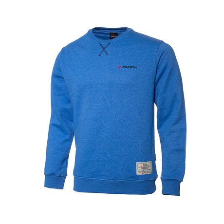 Crewneck Sweatshirt // Blue (S)