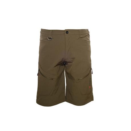 Utility Shorts // Olive (S)