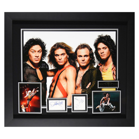 Van Halen // Signed