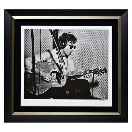 John Lennon // Double Fantasy // Unsigned