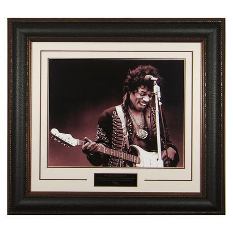 Jimi Hendrix // Facsimile Signature