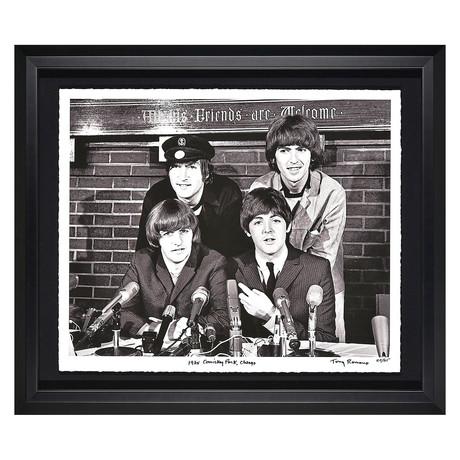 Beatles // Cominskey Park // Unsigned