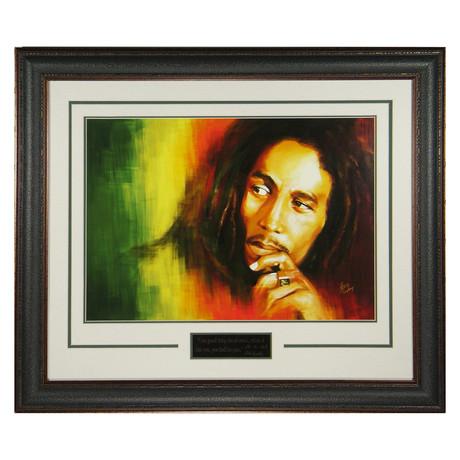 Bob Marley // Facsimile Signature