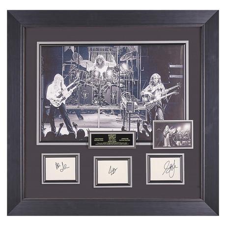 Rush // Signed
