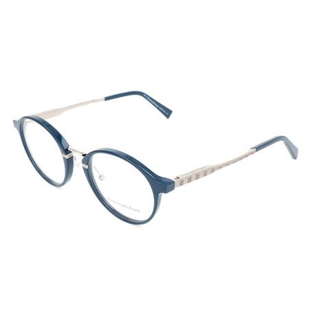 Men's EZ5102 Optical Frames // Blue