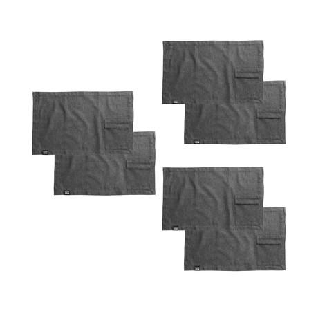 Gem // 6 Piece Placemat Set