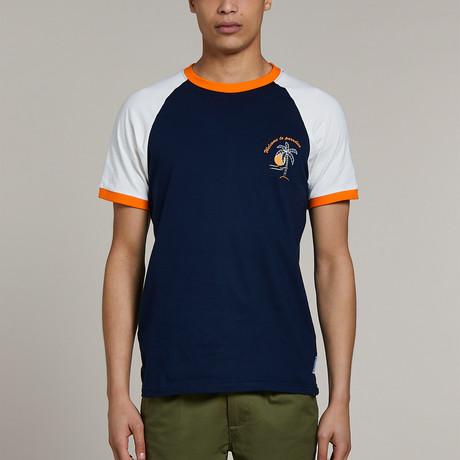 Lockie T-Shirt // Navy (S)