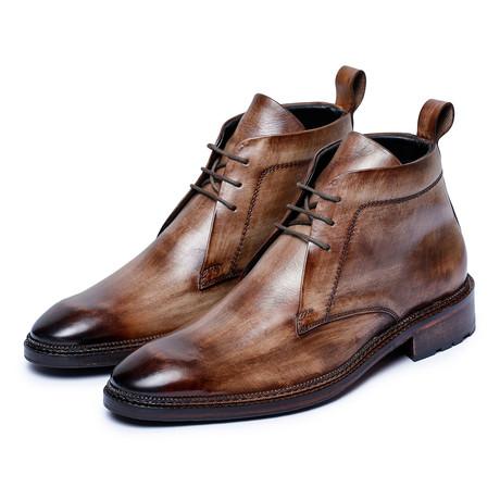 Classic Chukka Boots // Wooden (US: 8)