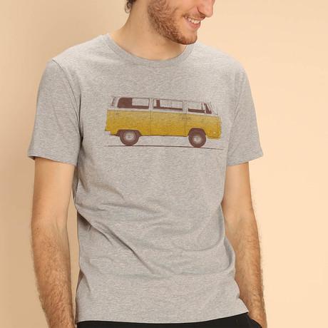 Combi T-Shirt // Gray (S)