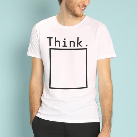Think T-Shirt // White (S)