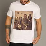 Victorian Wars T-Shirt // White (S)