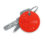 Chipolo Plus 2.0 // 2-Pack (White)