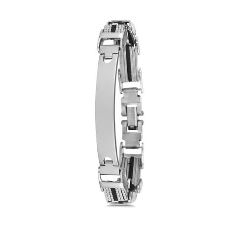Nashua Bracelet // Silver