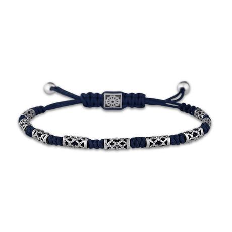 Arizona Bracelet // Navy Blue