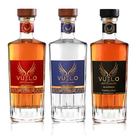 Vuelo Gran Reserva Flight // Set of 3