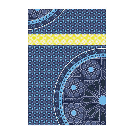 French Trends 027555  Floor Mat (2'L x 3'W)
