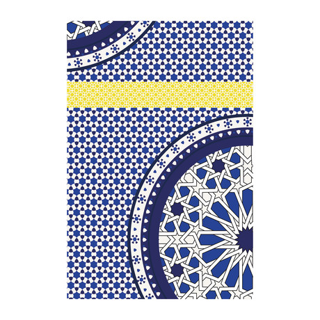 French Trends 027558 Floor Mat (2'L x 3'W)