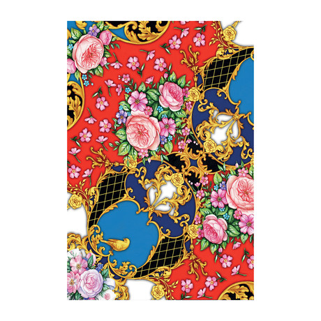 French Trends 027566 Floor Mat (2'L x 3'W)