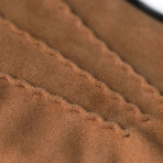 napoSUEDE // Brown + Camel (Small)