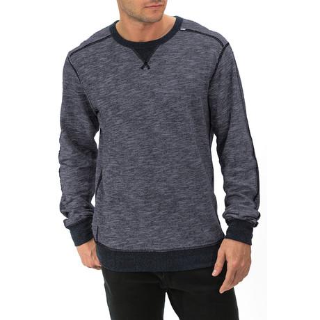 Heathered Crewneck Sweatshirt // Charcoal (S)