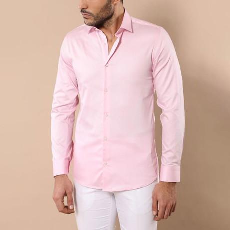 Kristopher Slim-Fit // Pink (S)