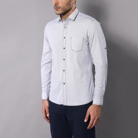 Cameron Slim Fit Shirt // White (S)