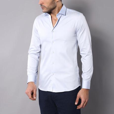 Gregory Slim-Fit Shirt // Light Blue (S)