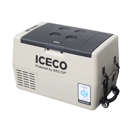 ICECO // Portable Refrigerator + Freezer // Small