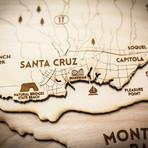 "Santa Cruz (6""W x 8""H x 1.5""D)"