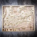 """Key West (8""""W x 10""""H x 1.5""""D)"""