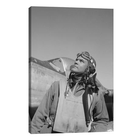 Benjamin Oliver Davis Jr., Commander Of The Tuskegee Airmen // John Parrot