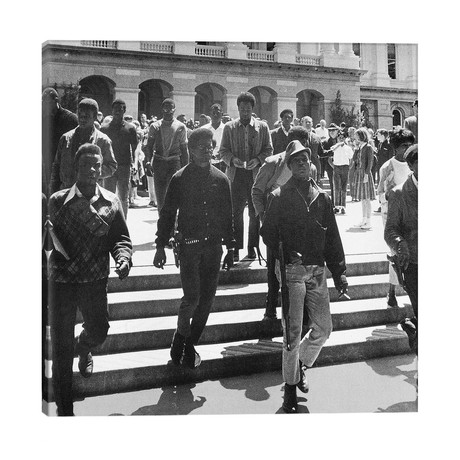 Black Panthers, 1967 // Unknown