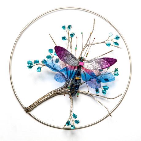 Spybug Branch Round