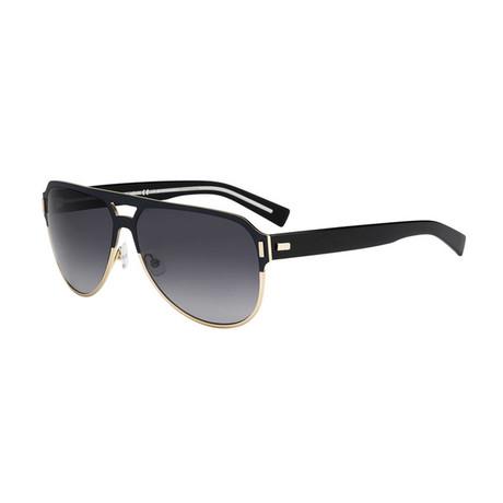 Men's Black Tie 2.0 Sunglasses // Gold + Black