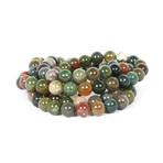 Jean Claude Jewelry // Agate Multi Wrap Bracelet // Multicolor