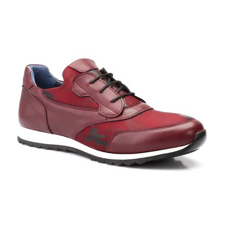 Ahsen Shoe // Bordeaux (Euro: 39)