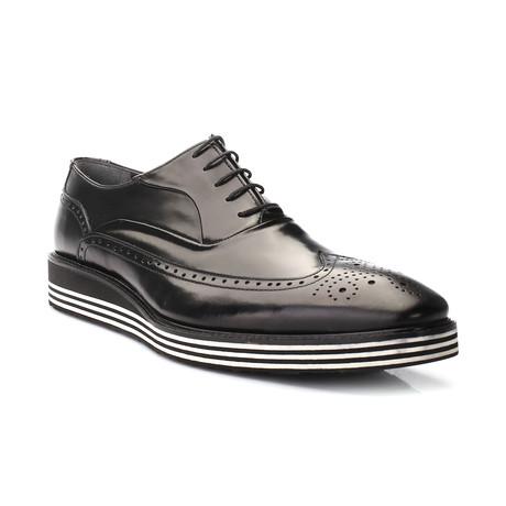 Akasya Shoe // Black (Euro: 39)