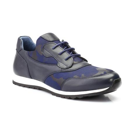 Ahenk Shoe // Dark Blue (Euro: 39)