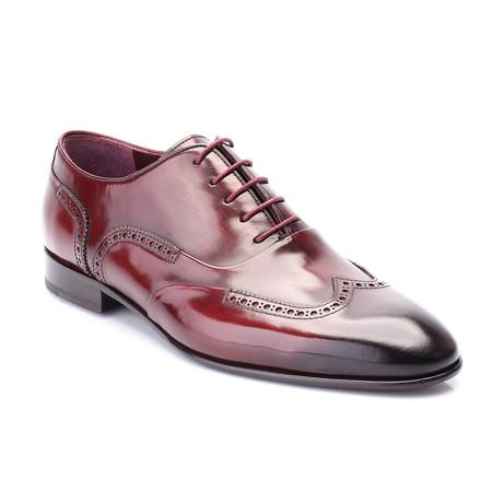 Penn Shoe // Bordeaux (Euro: 39)