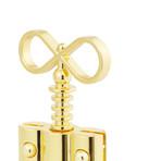 Porter Corkscrew // Brass