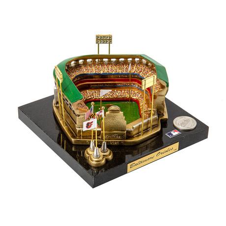 Oriole Park at Camden Yards // Baltimore Orioles