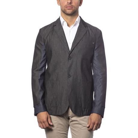 Giacca Fashion Blazer // Gray (46)
