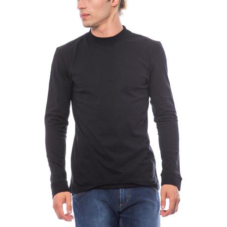 Maglia Lupetto Sweater // Black (S)