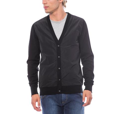 Fashion Cardigan // Black (S)